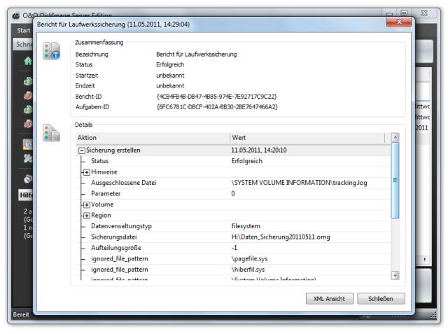 O&O DiskImage oodi6 bericht 640x477 Berichte