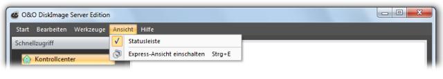 O&O DiskImage oodi6 menu ansicht 640x115 Ansicht