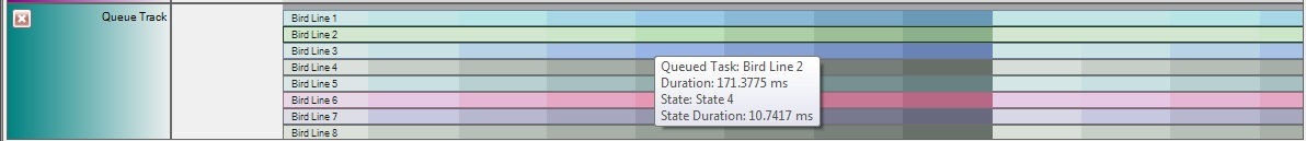 Intel Graphics Performance Analyzers pa logical Queue Tasks