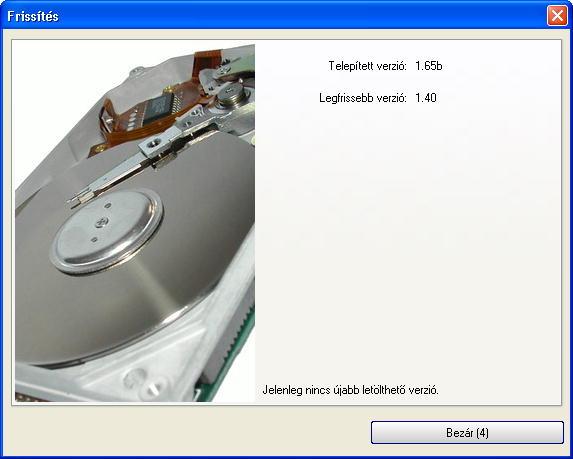 Hard Disc Sentinel img 23 c up2 Frissítés