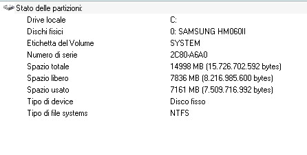Hard Disc Sentinel img 11 logdrive Unità logiche ((partizioni))
