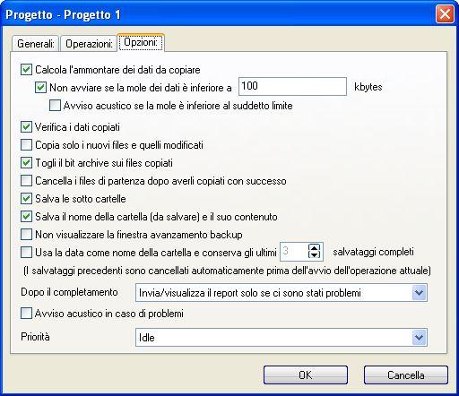 Hard Disc Sentinel img 33 mod4 Opzioni