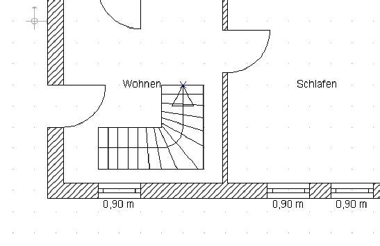 eingabe von treppen home designer. Black Bedroom Furniture Sets. Home Design Ideas