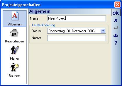 Home Designer image11 260 Projekteigenschaften