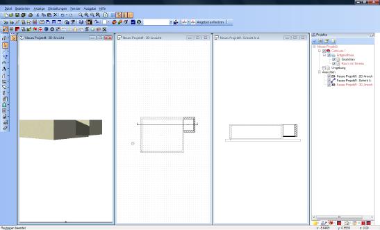 Home Designer image11 276 Geschosse/Räume mit unterschiedlichen Niveaus
