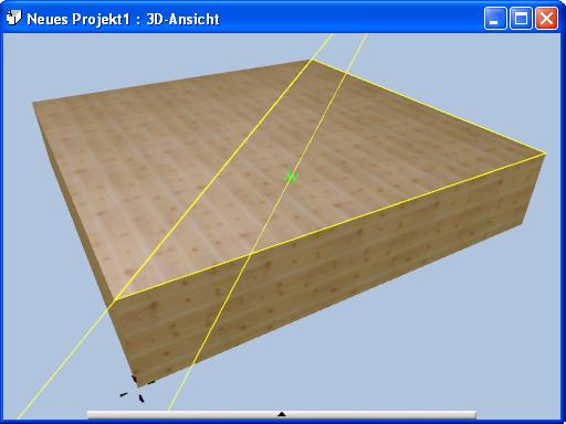 Home Designer image11 297 3D Hilfslinien in Ebenen