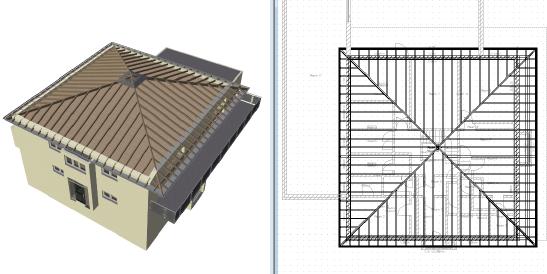 Home Designer image11 468 Detaillierte Sichtbarkeiten von Dächern