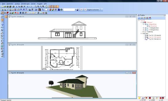 Home Designer image11 5 Dokumente und Ansichten