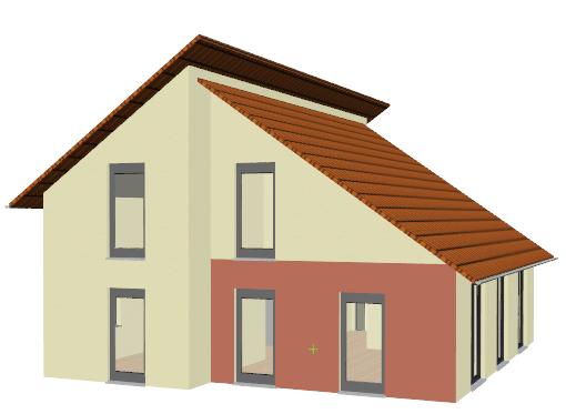 Home Designer image11 523 Eingabe von Flächen