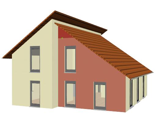 Home Designer image11 524 Eingabe von Flächen