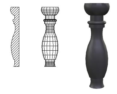 Home Designer image11 576 Rotationskörper