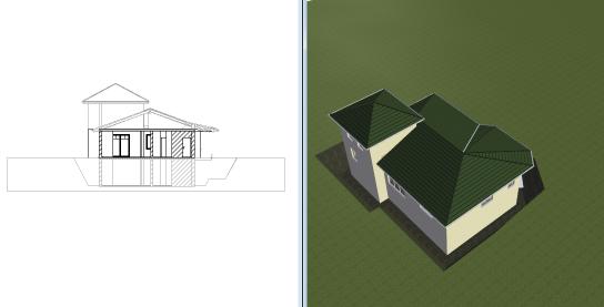 Home Designer image11 611 Beispiel Abzugskörper im Gelände