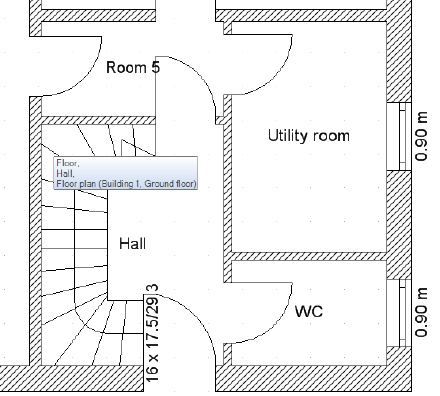 Home Designer image11 106 Inserting Stairs