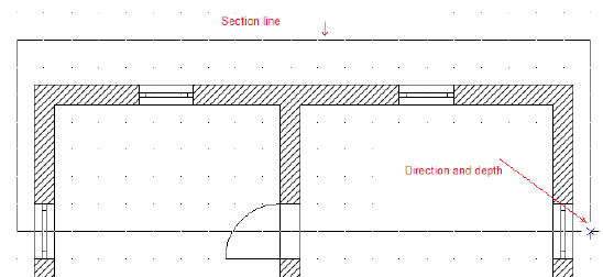 Home Designer image11 164 Creating Cross Sections