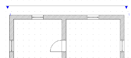 Home Designer image11 165 Creating Cross Sections