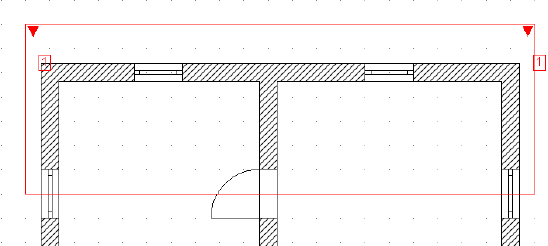 Home Designer image11 166 Creating Cross Sections