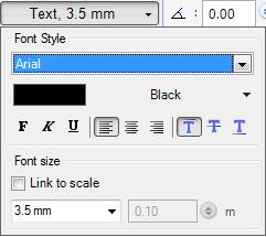 Home Designer image11 28 Text Properties