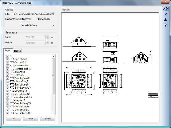 Home Designer image11 3 2D DXF/DWG  Import and Export