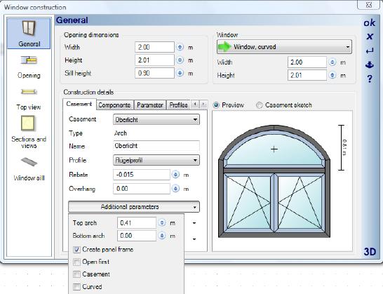 Home Designer image11 378 Editing Window Constructions