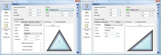 Home Designer image11 379 Editing Window Constructions