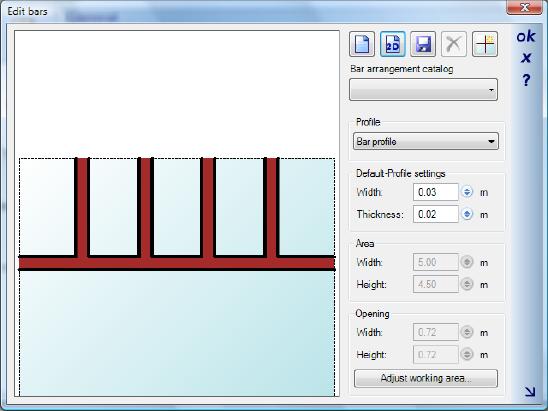 Home Designer image11 391 Drawing Bar Arrangements