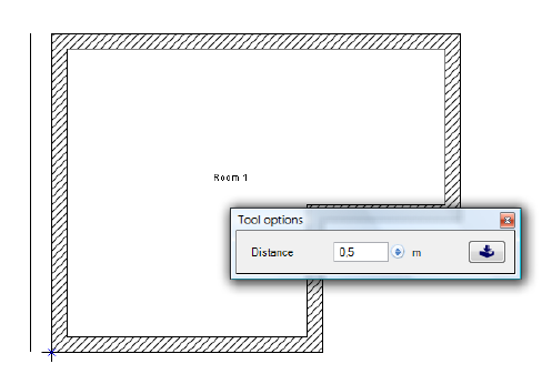 Home Designer image11 484 Tools for Inputting Parallel Lines and Polygons