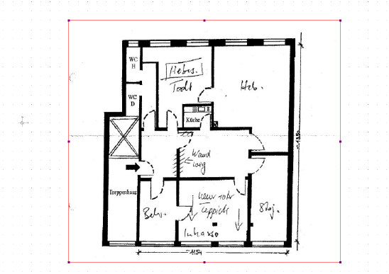 Home Designer image11 486 Scaling Images and 2D Elements numerically