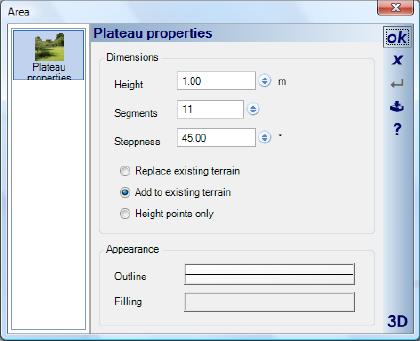 Home Designer image11 493 Terrain Forms