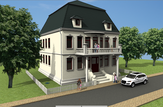 Home Designer image11 514 Some Examples for the Use of 3D Constructions