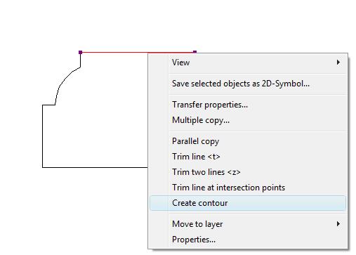 Home Designer image11 533 Inputting Contours, Creating Contours