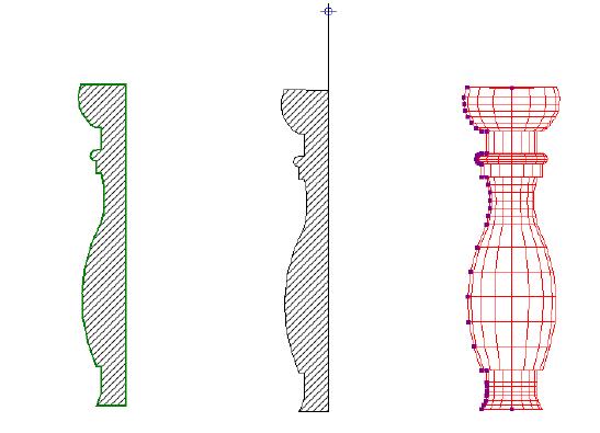 Home Designer image11 554 Inputting Rotation Solids