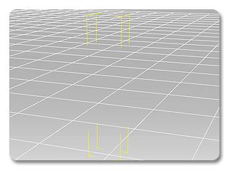 iClone 0 man boundingbox Removed Character and Bounding Box