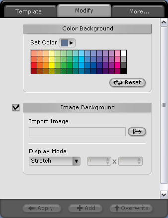iClone 2dmodify Importing Images