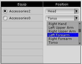 iClone accessory%20list Adjusting Size and Position of Accessories