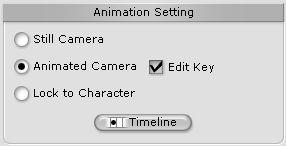 iClone camera animated Animating Camera