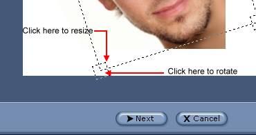 iClone defining the facial angle 02 Defining the Facial Angle