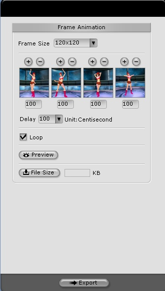 iClone exporting in mms format 02 Exporting in MMS Format