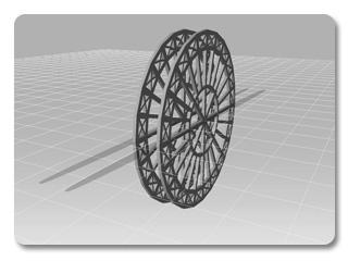 iClone link use cases ferries wheel 1 Example   Ferris Wheel (Prop to Prop)