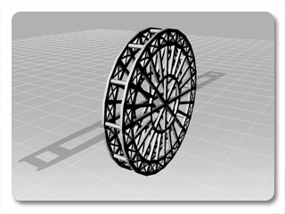 iClone link use cases ferries wheel 4 Example   Ferris Wheel (Prop to Prop)