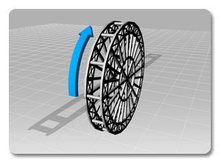 iClone link use cases ferries wheel 5 Example   Ferris Wheel (Prop to Prop)