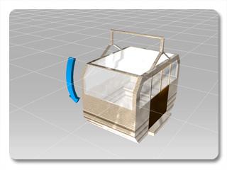 iClone link use cases ferries wheel 7 Example   Ferris Wheel (Prop to Prop)