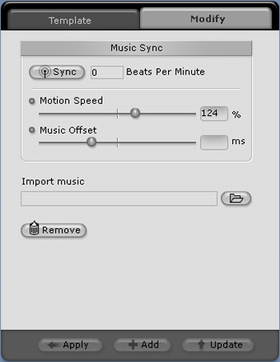 iClone music%20modify Adding a Music Track