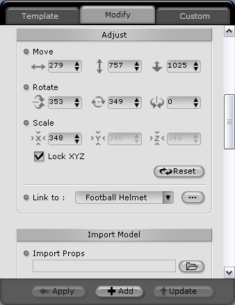 iClone prop%20modify Importing 3D Props