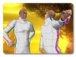 iClone seam CloneCloth Tutorial