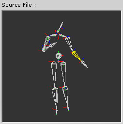 iClone sourcebvh Using BVH Motion Converter