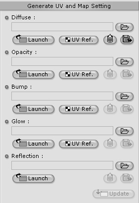 iClone texture ui Multiple Channel Texture Mapping