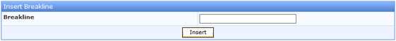Kayako ss parser018 Manage Breaklines
