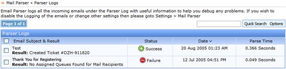 Kayako ss parser023 Parser Log