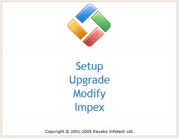 Kayako ss upg007 Running the Upgrade Script