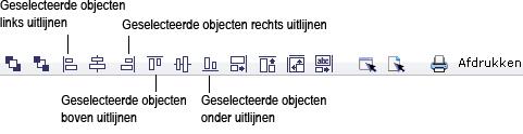 Label Creator lc workingwithobjects.3.8.1 Objecten uitlijnen en centreren